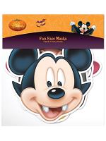 Disney Halloween Party Masks 6 Pack