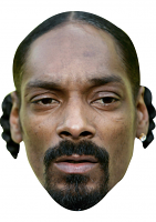 Snoop Dogg Mask