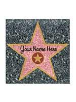 'STAR' Peel-n-Place 30.48 cm x 38.1 cm (Quantity 1)