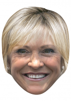 Sue Barker Mask