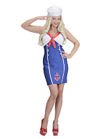 Sailor Girl Retro (Dress Hat)