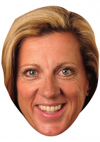 Sally Gunnell Mask