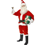 Santa Costume, Adult