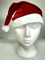Santa Hat Velour