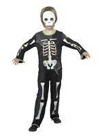Scary Spider Skeleton Costume