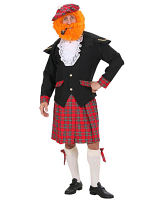 Scotsman Heavy Fabric Costume
