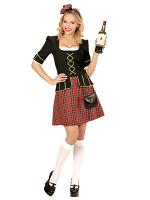 Scotswoman Costume