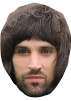 Sergio Pizzorno Mask