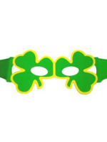 Shamrock Cardboard Glasses (3)