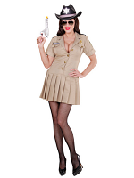 Sheriff Girl Costume