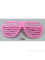 Shutter Glasses - Light Pink