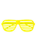 Shutter Shades - Yellow