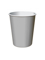 Silver 9oz Paper Cup (pk 8)