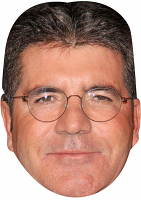 Simon Cowell Mask