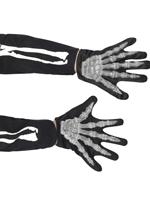 Skeleton Gloves - Child