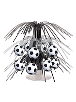 Football Mini Cascade Centerpiece 7½""