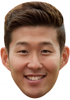 Son Heung-Min Mask