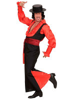 Spaniard Man Costume