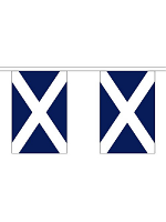 St Andrew's Scottish Bunting