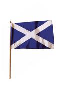 St Andrews (Scotland) Hand Waving Flag