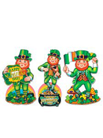 St Patrick's Day Cutout's