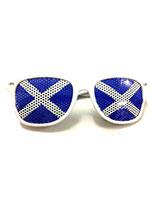 St Andrews Cross Glasses