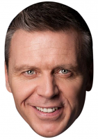 Steve Backley Mask