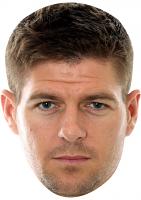 Steven Gerrard Mask