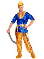 Sultan Costume