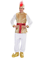 Sultan Boy Costume
