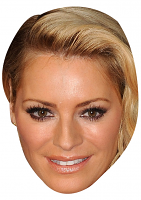 Tess Daly Mask