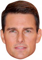TOM CRUISE MASK