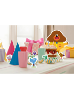 Hey Duggee & Squirrels Table Top Party Pack
