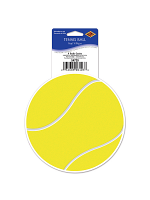 Tennis Ball Peel 'N Place 5¼""
