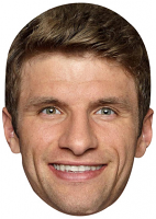 Thomas Müller Mask