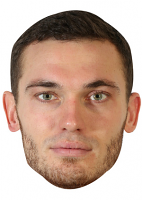 Thomas Vermaelen Mask