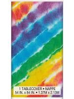Tie Dye Tablecover