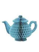 Tissue Teapot Centerpiece 7