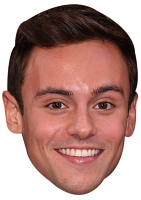Tom Daley Mask