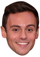 Tom Daley Mask