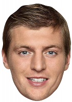 Toni Kroos Mask (Germany)