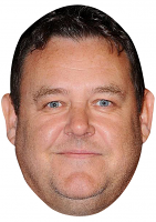 Tony Maudsley Mask