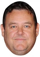 Tony Maudsley Mask