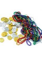 Treasure Loot Plastic (1 bag )