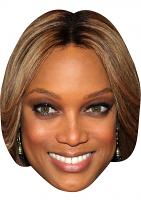 Tyra Banks Mask
