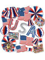 USA Decorating Kit - 22 items