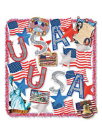 USA Decorating Pack - 25