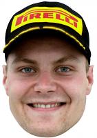 Valtteri Bottas Mask