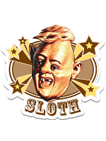 The Goonies Sloth Hey You Guys Wall Mounted Cardboard Cut Out (WMCCO)