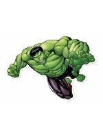 Hulk Wall Mounted Cardboard Cut Out (WMCCO)